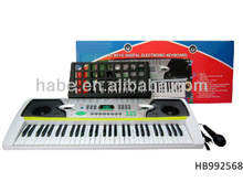 big 61 keys multi-function electronic keyboard musical instrument with Mic for children