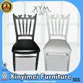 Design moderno novo barroco móveis cadeira xym-zj04