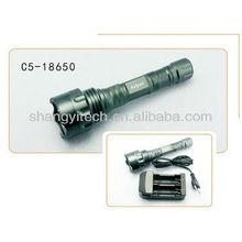 in lega di alluminio ha condotto la torcia elettrica torcia portatile torcia elettrica professionale