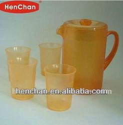 BPA free water drinking jug