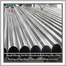 ASTM B862 Gr1 titanium pipe