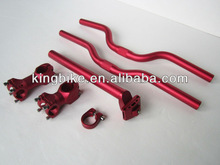Alloy Fixie Bicycle Parts China Factory Price fixie bike parts aluminium handlebar KB-700CP-W09