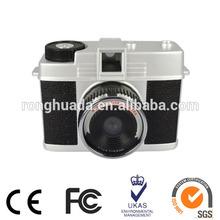 fashion samll retro wedding digital camera with 2 MP 1.8 inch USB 2.0 support SD card max to 32GB 4x diigtal zoom