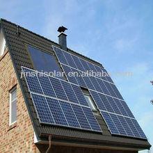 130W Solar panel for solar street light/home solar power system