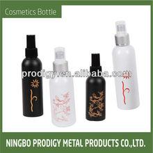 New Cosmetic Aluminum spray bottle Liquor