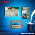 Flüssigkeit additionshärtungsausführungsform silikonkautschuk rohstoff, einfache mix 1:1
