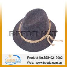 wholesale alibaba men wool felt hat Germany mountain hat