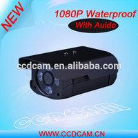 Waterproof IR Outdoor IP Security Camera/Full Function Onvif 1080P IP Camera