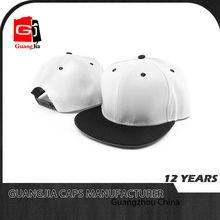 Wholesale Alibaba Promotional Plain Snapback Blank Hat