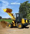 Sem616 mini-cargadora construcción de maquinaria para movimiento de tierra