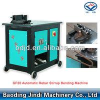 GF20 Automatic Rebar Bending Machine/Rebar Stirrup Bending Machine (4-20mm)