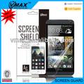 Celular del teléfono protege la película para HTC uno M7 oem / odm ( Anti huella digital )