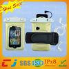 2014 waterproof case for iphone pvc waterproof bag for iphone 4s