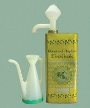 Olive oil tin pump