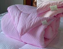 cheap light soft adult pink quilt bedding