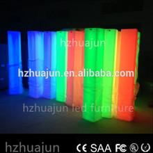 2012 New Design Advertising/Wedding/Party/Club LED Pillars