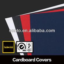 Glossy Cardboard book cover