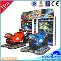 """Los más vendidos 47 """" LCD moto de diversiones bajo techo juego de la máquina"""