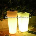 Beautiful LED light/Decorative wedding flower stands