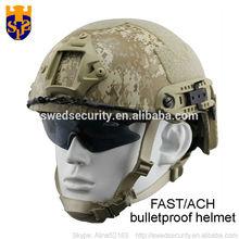 SWED FAST Kevlar military helmet NIJ IIIA ballistic helmet