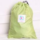 Fashion travel waterproof storage bags (M) high quality