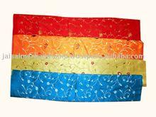 raw silk embroidery