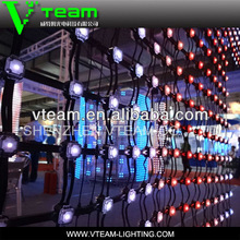 China full xxx soft led curtain screen / concert led video display screen/ www.alibaba.com
