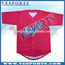 Sublimated Baseball Jerseys Custom Baseball Uniforms