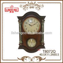 T8072Q wall pendulum clock for sale