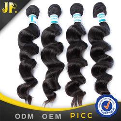 JP Hair wholesale cheap good quality 100% human virgin indian hair