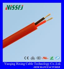 UL Certificate Silicone Rubber Insulated Tinned Copper High Temperature Fire Proof Silicone Rubber Cable