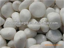 white round pebble stone(3-120mm)