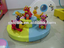 GMB-D Children electric indoor play equipment for home