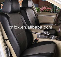 2014 Black pvc for Toyota Cruiser FJ car seat coves set