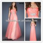 9710 Sweetheart Chiffon Ladies Dress
