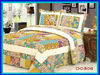100% Patchwork Polyester Bedding Sets cotton setting bed
