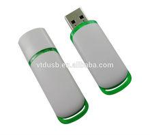 Mini card usb flash memory, plastic swivel mini customized usb key Big tipper shape USB gift, plastic USB flash drive