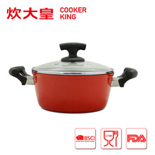 2015 CKY6624 Aluminum kitchenware wholesale/casserole