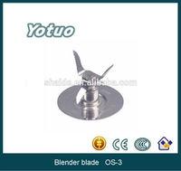 Blender ice blade/ cuchillas para licuadora/stainless ice balde