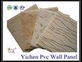 Interior material de construção de carimbo quente do pvc painel de teto/painel wall/para painéis de teto e parede