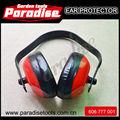 Protector de oído para el cepillo de motosierra/sierra cadena de corte de la máquina