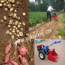 hand tractor potato harvester 4U-1A one row