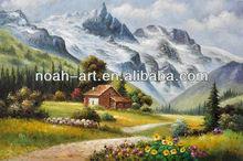 Excellent Quality Landscape Impressionism Oil Painting