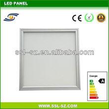 High Quality DALI/1-10V/traic/PWM dimming 600*600 led flat panel wall light