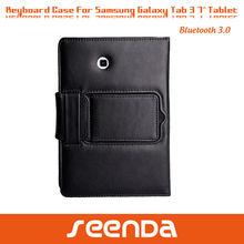 "For Samsung Galaxy Tab3 7"" Removeable Bluetooth Keyboard"