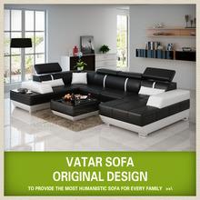 Vatar leather furniture, futuristic furniture, leather product D3317