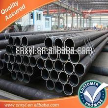mild steel cold drawn black steel tube
