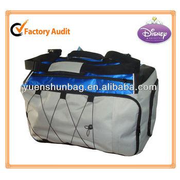 Top Grab Handle Travel Duffel Bags 840D Polyester Large Hanging Garment Travel Bag
