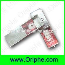 Hardware + white laser Crystal polishing off the USB Flash Drive