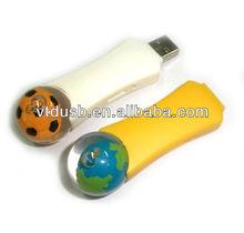 4gb USB 2.0 flash drive pen,World cup pen drive pen,Basketball usb flash memory